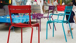 stohovatelná židle Luxembourg