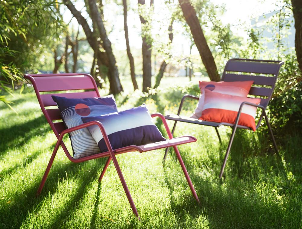 kolekce Monceau zahradní lavice a židle fermob decoform